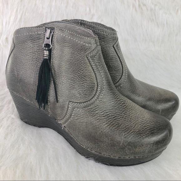 Dansko Shoes   Dansko Veronica Booties